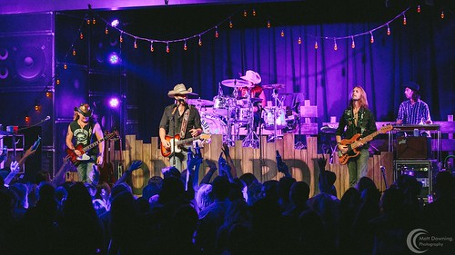 Jon Pardi - July 24, 2015 - Hard Rock Hotel & Casino SIoux CIty
