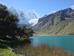 Huayhuash, Cordillera Blanca, Huaraz, Peru