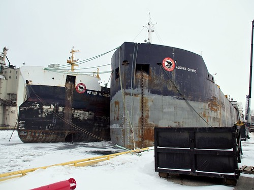 Peter R Cresswell - Algoma Olympic Bow♠‡