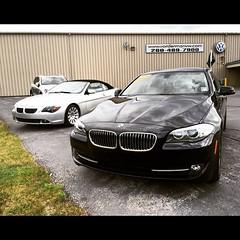 Come n get ya some. 😏 #vordermanvw #BMW #2013 #528i #2004 #645Ci #NotJustVolkswagens @vordermanvw @vordermanmw (reg.vorderman) Tags: volkswagen vorderman vordermanvolkswagen httpvordermanvolkswagencom
