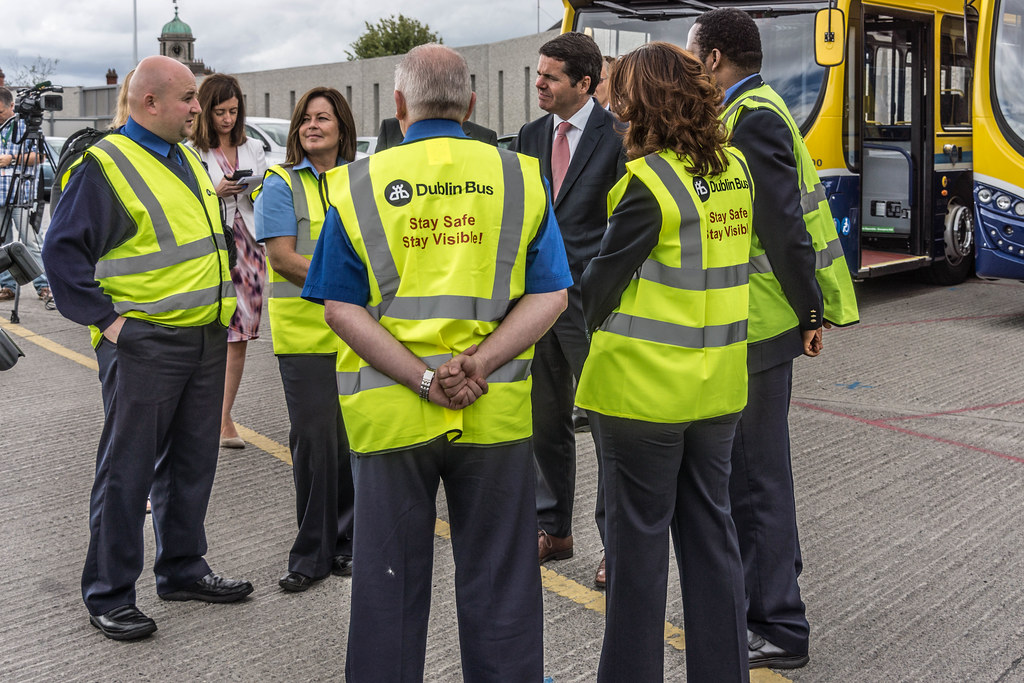 90 NEW BUSES FOR DUBLIN CITY [AUGUST 2015] REF-106956