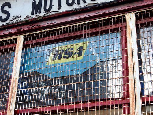 Ray Cowles Motorcycles, Rockhill Road, Pontypool 28 December 2016