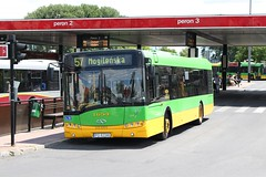 MPK Poznan, 1654 (PO 923XK) (Chris GBNL) Tags: mpkpoznań bus 1654 po923xk solarisurbino poznań