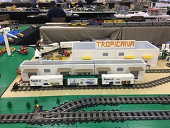 Tropicana Industry (brickbuilder711) Tags: lego town train greater florida users group gflug tampa show gfltc club robin werner