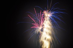 New Years Eve 2016 Kings Cliff NSW (andrewdavis15) Tags: saltkingscliff kingscliff fireworks