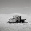 Truck, Washington (austin granger) Tags: truck washington field snow winter palouse chevrolet square film gf670