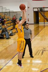 Men's Basketball 2016 - 2017 (Knox College) Tags: knoxcollege prairiefire men college basketball monmouth athletics sports indoor team basketballmen201736305