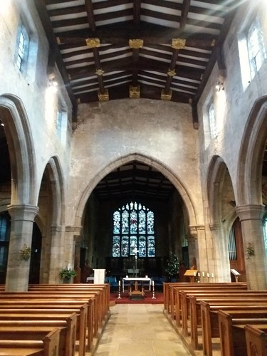 All Saints Church Darton Barnsley Yorkshire