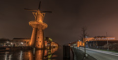 Nolet Distillery & Windmill (DC P) Tags: nolet distillery windmill ketel one vodka schiedam holland netherlands mill wind windturbine turbine alcohol jenever city angle architecture beautiful colors color dof digital exposure fantastic hdr harbour haven historic historical industry night nederland ngc nightlife nightfall nightshot new old pov reflection refelction street streetview streets streetlife travel urban view village water wideangle world waterfront canon metabones sony a7rii line lines skyline 1