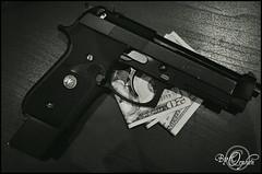 pistol~2 (Orphen 5) Tags: pistol 9mm pistol9mm gun money tumblr