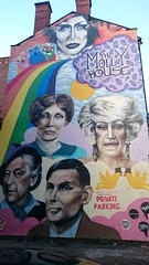 The Molly House Mural, Richmond Street, Manchester (dullhunk) Tags: turing manchester themollyhouse