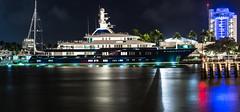 Northern Star Yacht - Fort Lauderdale (Ron Raffety) Tags: lürssen yacht panorama panoramayacht ronraffety ronraffetyphotography northernstar northernstaryacht motoryacht luxuryyacht megayacht superyacht pier66 fortlauderdale