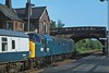Summer Saturday Service (paul_braybrook) Tags: 40031 d231 class40 englishelectric type4 diesel chapeltown southyorkshire sheffield leeds blackpool railway trains