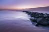 Sandbanks sunrise. (289RAW) Tags: 289raw sunrise sandbanks poole dorset seascape landscape