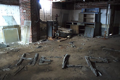 HELP (WesGenarie) Tags: abandoned urban exploration new jersey photography abstract