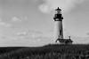 Yaquina Lighthouse (Mike sheahan) Tags: kodaktmax tmax kodaktmax400 oregonlighthouse bw lighthouse yaquina