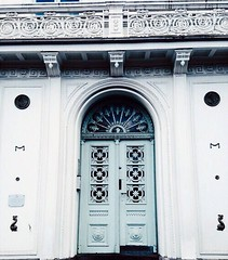 doors-pale-blue-happy-by-cool-chic-style-fashion (Cool Chic Style Fashion) Tags: happyweekend aesthetic fashion nature ocean paleblue paris photography quotes tile winter