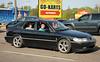 Saab 9-3 Viggen (SPV Automotive) Tags: saab 93 viggen hatchback sports car black