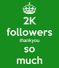 2k-followers thankyou so much (vi_enrique) Tags: 2k followers 2kfollowers thankyou much
