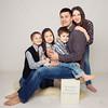 Наш Квинтет (MissSmile) Tags: misssmile family connection together memories group posing smiles relatives kids children generations studio portrait happy joy sweet