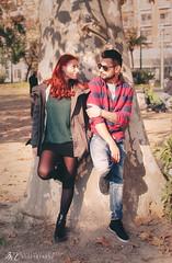 L+P (Mary-Eloise) Tags: love lover lovers nikon d90 portrait vintage winter cold sun couple