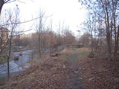 DSCN5103 (TajemniczaIstota761) Tags: abandoned railway viaduct wiadukt kolejowy