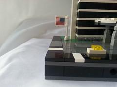 Mini Scale MOC (jlego8109) Tags: scale lego mini casino custom buliding moc octan miniscale