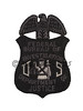 FBI SWAT Subdued Badge Patch (1635) (Patch Collector) Tags: justice bureau police special agent sheriff federal department tactics swat fbi weapons investigation doj