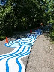 A-June2015 403 (PanAmPath.org) Tags: river for singing native earth x roadsworth june2015