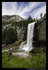 Vernal Falls (SounDesign Photography) Tags: california park photography waterfall rainbow aaron falls national yosemite vernal shirk soundesign