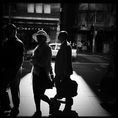 what about me? (Albion Harrison-Naish) Tags: sydney streetphotography australia newsouthwales unedited iphone georgest sydneycity mobilephotography iphoneography sydneystreetphotography hipstamatic blackeyssupergrainfilm iphone5s janelens albionharrisonnaish