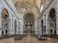 San Filippo Neri Church, Turin, Italy, Via Maria Vittoria, 5 (ArtistBlood) Tags: travel italy torino turin olympus918 panasonicgx7 olympus1240