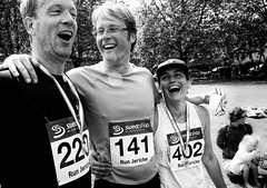 Oxford 10k run (Time to try) Tags: friends portrait sport laughing nikon running run medal oxford laugh runners jericho nikkor medals 2015 10krun 2470mmf28 timetotry
