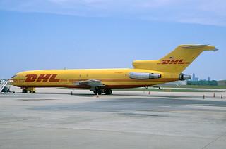 N753DH | Boeing 727-223/Adv(F) | DHL