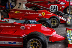 Classic Ferrari F1 Cars @ Goodwood Festival of Speed 2015 (Photo Quintessence) Tags: uk summer england classic cars car june festival speed canon eos westsussex hill f1 ferrari racing nascar motor giles dslr formula1 fos motorracing goodwood hillclimb festivalofspeed 2015 goodwoodfestivalofspeed goodwoodfos 1dx canon1dx fos2015 vilneurve