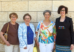 Eda, Ruth, Eileen and Ellen