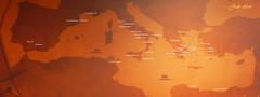 Mapa del Mediterraneo (Dioses, Héroes y Atletas, MAR, Alcalá de Henares, Madrid) (Juan Alcor) Tags: mapa mediterraneo alcaladehenares mar museoarqueologicoregional exposicion diosesheroesyatletas spain españa