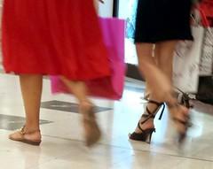 Street feet (134) (I Love Feet & Shoes) Tags: street sexy feet stockings pie shoes highheels sandals tights lingerie heels ps huf hoof bas pieds mules pantyhose schuhe casco piedi meias medias scarpe sandalias chaussures sapatos sandlias zapatillas sandalen  sandales  sabot sandali  strmpfe    calcanhares  fse