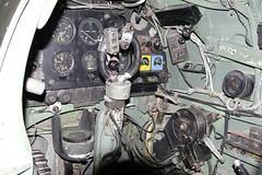 Spitfire Cockpit (Gareth Can't Fly) Tags: sky museum plane fighter aircraft aviation flight cockpit solent ww2 supermarine spittfire