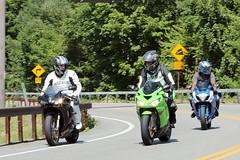 1507196569w (gparet) Tags: bearmountain bridge road scenic overlook motorcycles goattrail goatpath windingroad curves twisties motorcycle outdoor sport vehicle bike wheel motorcyclist