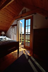 View from the loft (Aaron Trombetta) Tags: loft nikon sa bedbreakfast peninsula southaustralia aframe mclarenvale fleurieu d3200 nikon1024mm 3divas