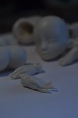 DSC_0942 (SweetTouchDoll) Tags: art workinprogress wip artdoll porcelain porcelaindoll porcelainbjd porcelainballjointeddoll artbjd