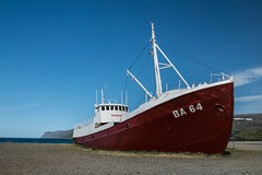 Iceland 2015 Gardar BA 64 (cesbai1) Tags: summer de is iceland sony roadtrip fjord ba wreck t peninsula fjords slt islande vestfirir a77 westfjords 2015 peninsule chou louest gardar