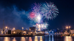 HAPPY NEW YEAR.jpg (___INFINITY___) Tags: 2017 6d aberdeen harbour hogmany canon darrenwright dazza1040 eos fireworks infinity longexposure newyear night scotland now happynewyear2017 year water