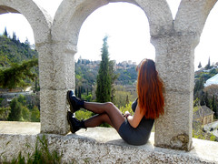 Alhambra (mariaramos19) Tags: alhambra granada andalucia pelirroja