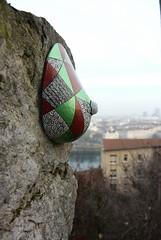 Intra Larue 889 (intra.larue) Tags: intra urbain urban art moulage sein pecho moulding breast teta seno brust formen téton street arte urbano pit lyon tetta