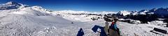 Auf dem Hauptichopf: Nord-Panorama
