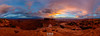 Grand View Panorama (au_ears) Tags: utah monumentbasin canyonlands junctionbutte splitcolor sky sunset 2016 panorama islandinthesky clouds