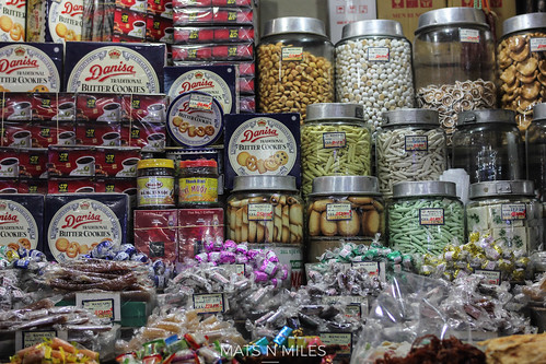 Sweets at Ben Thanh Market