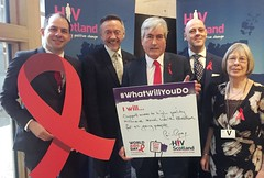 Supporting World AIDS Day